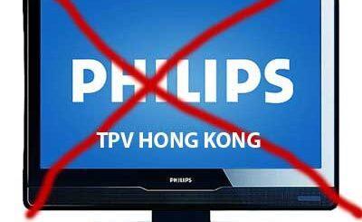 philips vinde divizia de televizoare