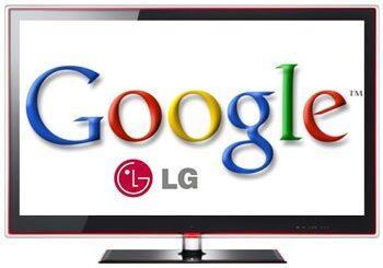 LG lanseaza Google TV